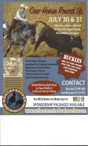 COW HORSE ROUND UP @ FLETCHER'S HORSEWORLD | Waterford | Ontario | Canada